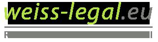 Logo | Rechtsanwalt & Fachanwalt für Insolvenzrecht Christian Weiß in Köln